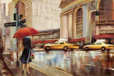 In the City-Sloane Addison ?-Art Print