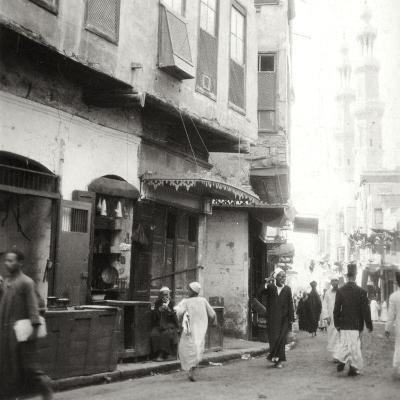 In the Darb-El-Ahmar, Cairo, Egypt, 20th Century-J Dearden Holmes-Photographic Print