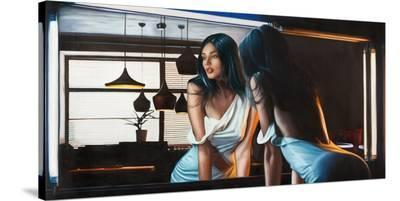 In the Dim Light-Pierre Benson-Stretched Canvas Print