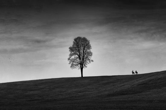 In the Distance-Aledanda-Art Print