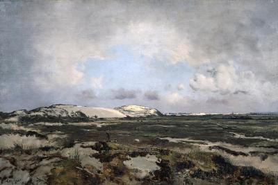 In the Dunes, 1881-Emmanuel Lansyer-Giclee Print