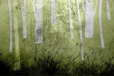 In the Forest--Art Print