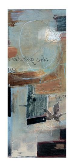 In The Garden I-Leslie Bernsen-Giclee Print