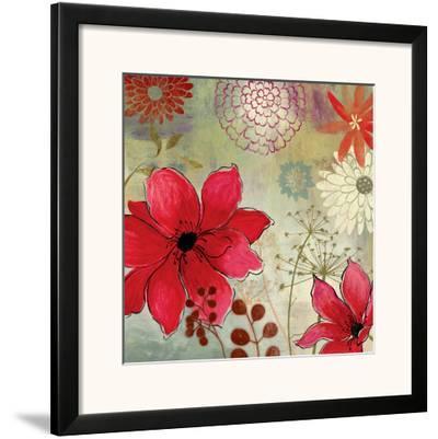 In the Garden I-Aimee Wilson-Framed Art Print