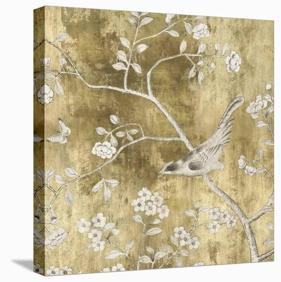 In The Garden-Tania Bello-Stretched Canvas Print