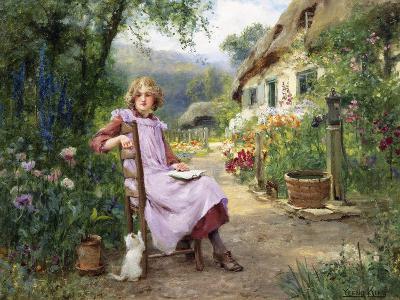 In the Garden-Yeend King-Giclee Print