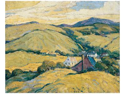 In the Laurentians-H. Mabel May-Art Print