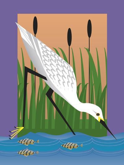 In the Marsh-Marie Sansone-Giclee Print