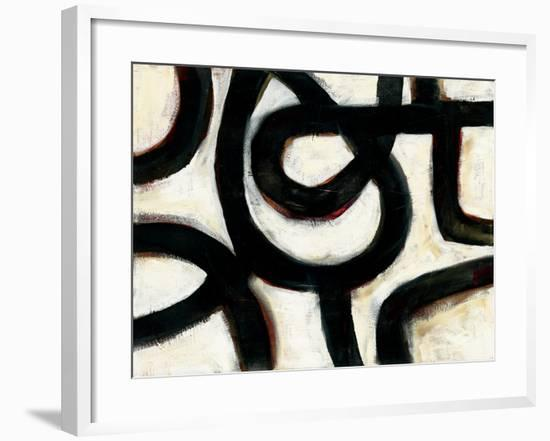 In the Maze IV-Jane Davies-Framed Art Print