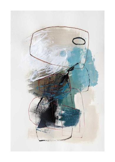 In the Middle I-Natasha Barnes-Giclee Print