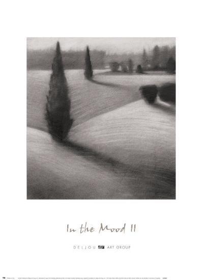 In the Mood II-Craig Alan-Art Print