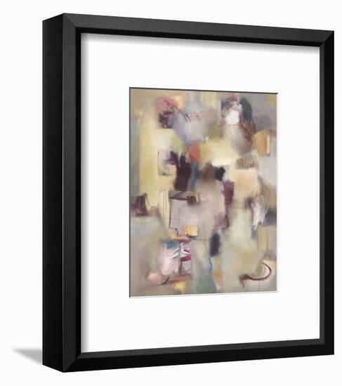 In The Mood-Nancy Ortenstone-Framed Art Print