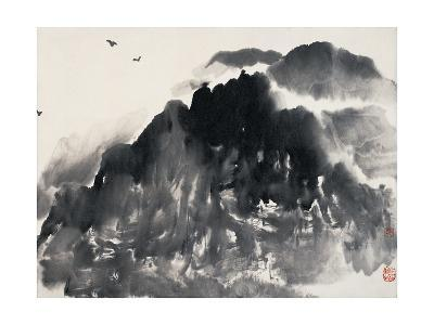 In the Mountain-Deng Jiafu-Giclee Print