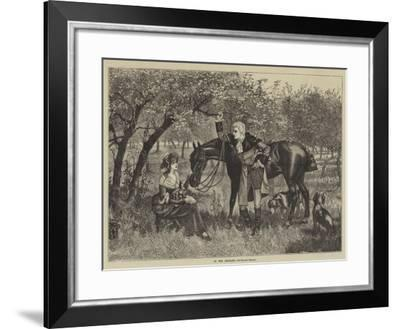 In the Orchard-Stanley Berkeley-Framed Giclee Print
