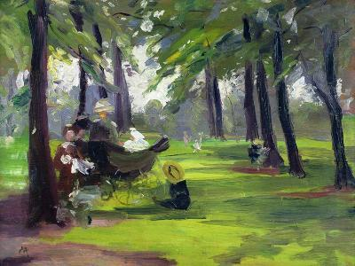 In the Park-Mary C. Greene-Giclee Print