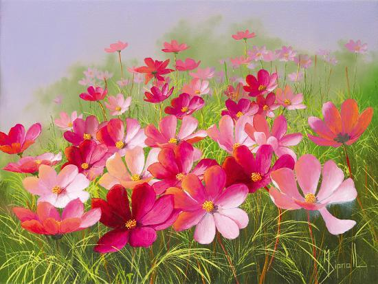 In The Pink-Mary Dipnall-Giclee Print