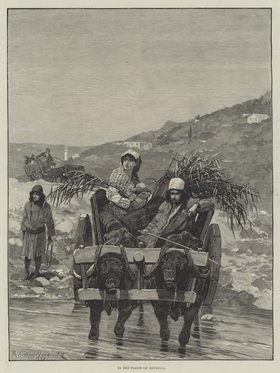 In the Plains of Roumelia-Richard Caton Woodville II-Giclee Print