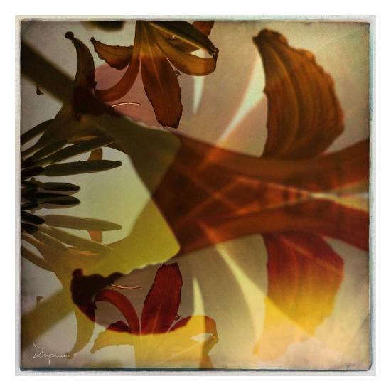 In the shade III-Jean-Fran?ois Dupuis-Art Print