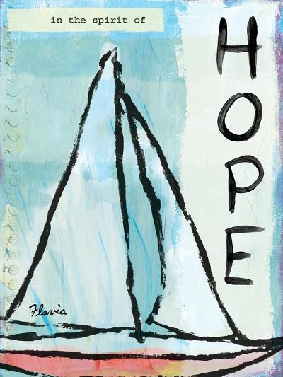 In the Spirit of Hope-Flavia Weedn-Giclee Print