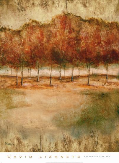 In the Trees II-Lizanetz-Art Print