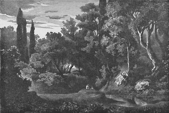 'In the Wilds', 1883-Unknown-Giclee Print