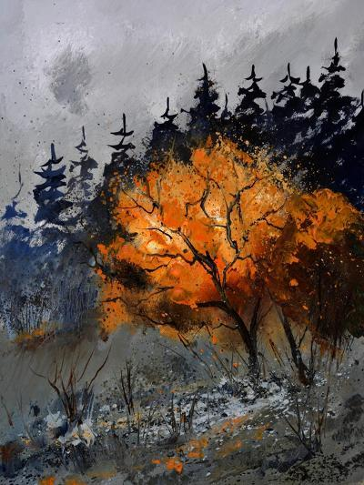 In The Wood 4551-Pol Ledent-Art Print