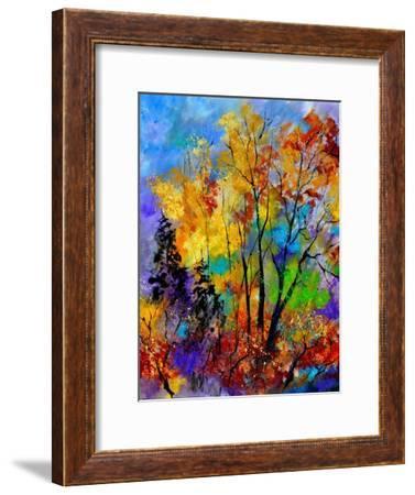 In The Wood 563180-Pol Ledent-Framed Art Print