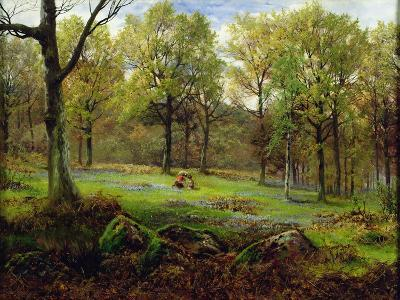 In the Woods-Henry Crossland-Giclee Print
