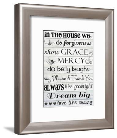 In This House-Jennifer Nilsson-Framed Giclee Print