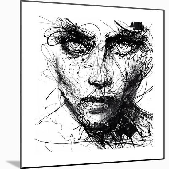 In Trouble, She Will-Agnes Cecile-Mounted Premium Giclee Print