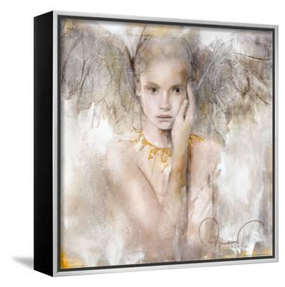 In Truth There Is Love-Elvira Amrhein-Framed Canvas Print