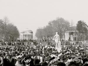 Inauguration Day, U. of Va.