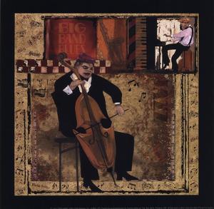 Jazz Cello - Petite by Inc. CW Designs