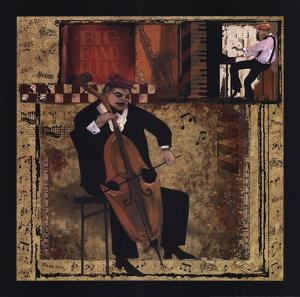 Jazz Cello by Inc. CW Designs