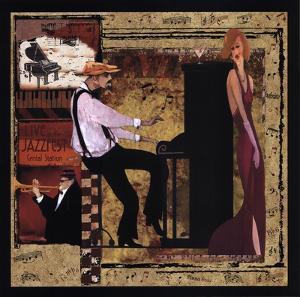Jazz Piano - Mini by Inc. CW Designs