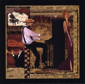 Jazz Piano - Petite by Inc. CW Designs