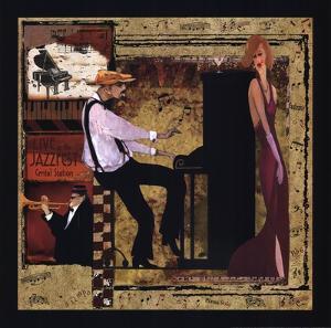 Jazz Piano by Inc. CW Designs