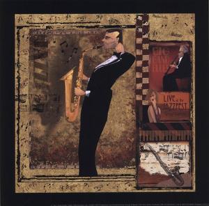 Jazz Sax - Petite by Inc. CW Designs