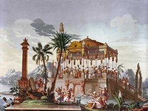 Inca Native Indians