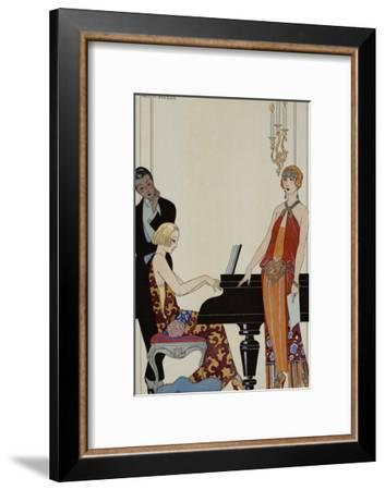 Incantation-Georges Barbier-Framed Giclee Print