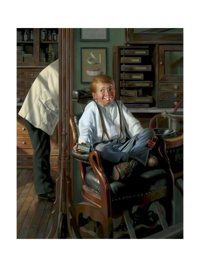 Incisor Surpriser-Bob Byerley-Giclee Print