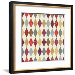 Seamless Abstract Retro Pattern. Stylish Geometric Background by incomible