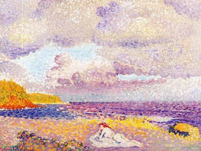 Incoming Storm, 1907-08-Henri Edmond Cross-Giclee Print