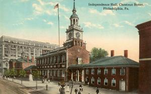 Independence Hall, Philadelphia, Pennsylvania