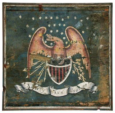 Independence Vintage Wood Sign