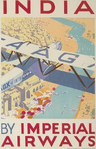 India by Imperial Airways