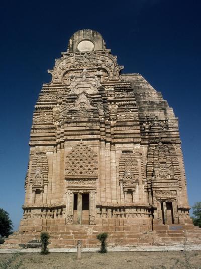 India, Madhya Pradesh, Yasovarman Temple in Gwalior, Indian Civilization--Giclee Print