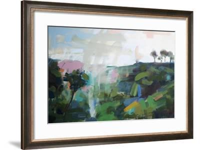 India No. 6-Angela Moulton-Framed Art Print