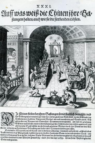 India Orientalis, 1598-Theodore de Bry-Giclee Print
