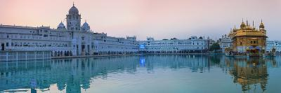 India, Punjab, Amritsar, the Harmandir Sahib,  Known As the Golden Temple-Jane Sweeney-Photographic Print
